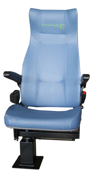 HR 2010 AMBULANCE SEAT