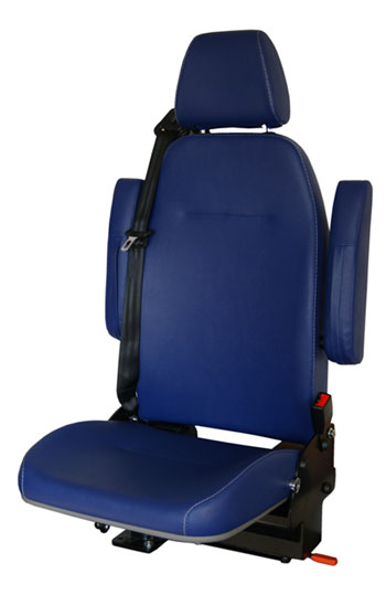 HR 2022 AMBULANCE SEAT