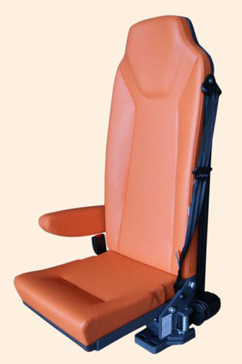 HR 2023 AMBULANCE SEAT