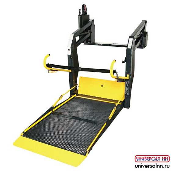 K-Series KlearVue Wheelchair Lifts -1