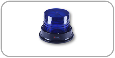 WCS 31100 LED MINI CYLINDRICAL LIGHT (BLUE-RED-AMBER-GREEN)